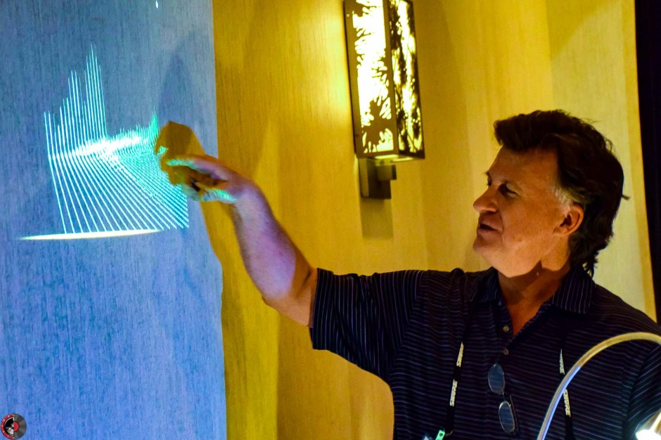 AXPONA 2017: Legacy makes waves in room correction by breaking waves in your home