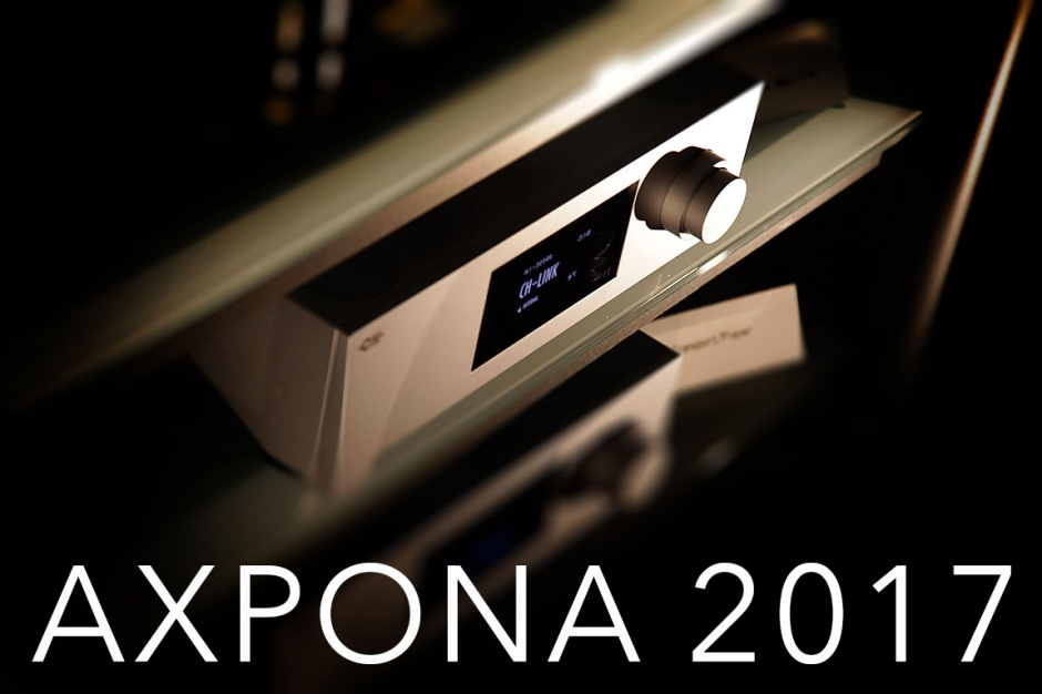 AXPONA 2017: CH Precision North American debut of  I1 Universal integrated amplifier with Magico