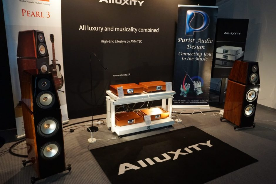 High End 2017: Joseph and Alluxity, the almost affordable high end