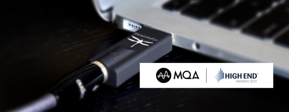 MQA update for AudioQuest Dragonfly Black and Red coming May 17 – new partnerships announced