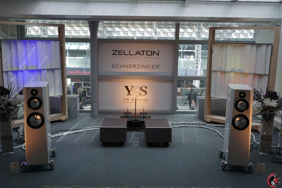 High End 2017: Zellaton's most impressive show to date