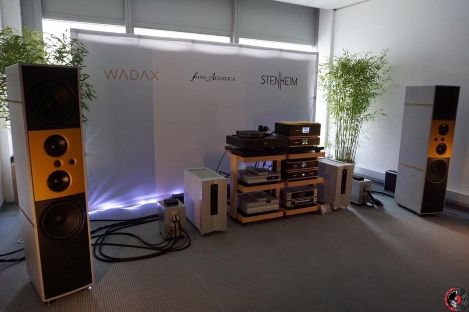 High End 2017: Stenheim, VTL and Wadax