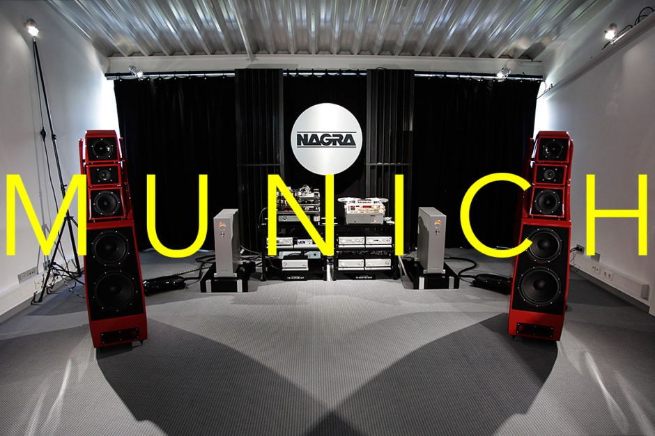 Munich 2017: Nagra, Kronos, and Wilson make listeners see red