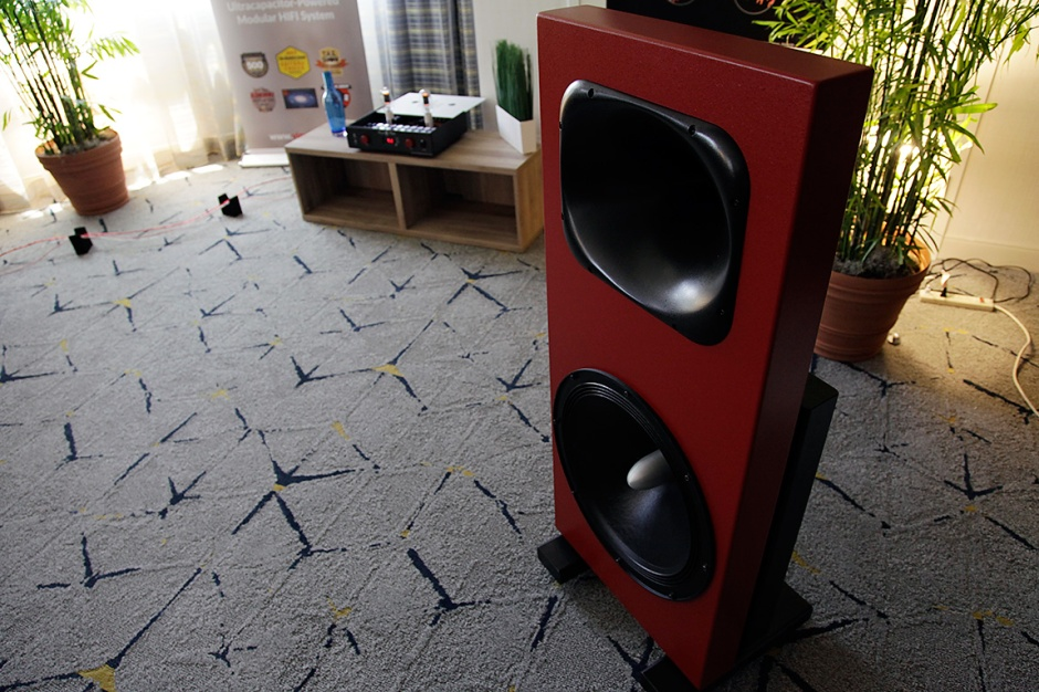 LA Audio Show 2017: Spatial speakers and Vinnie Rossi LIO – literally made for each other