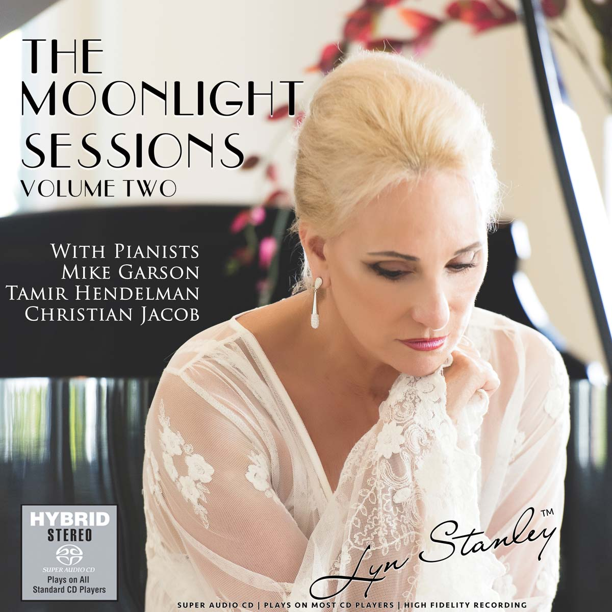 Lyn Stanley's MOONLIGHT SESSIONS: VOLUME TWO Release Date 8/15