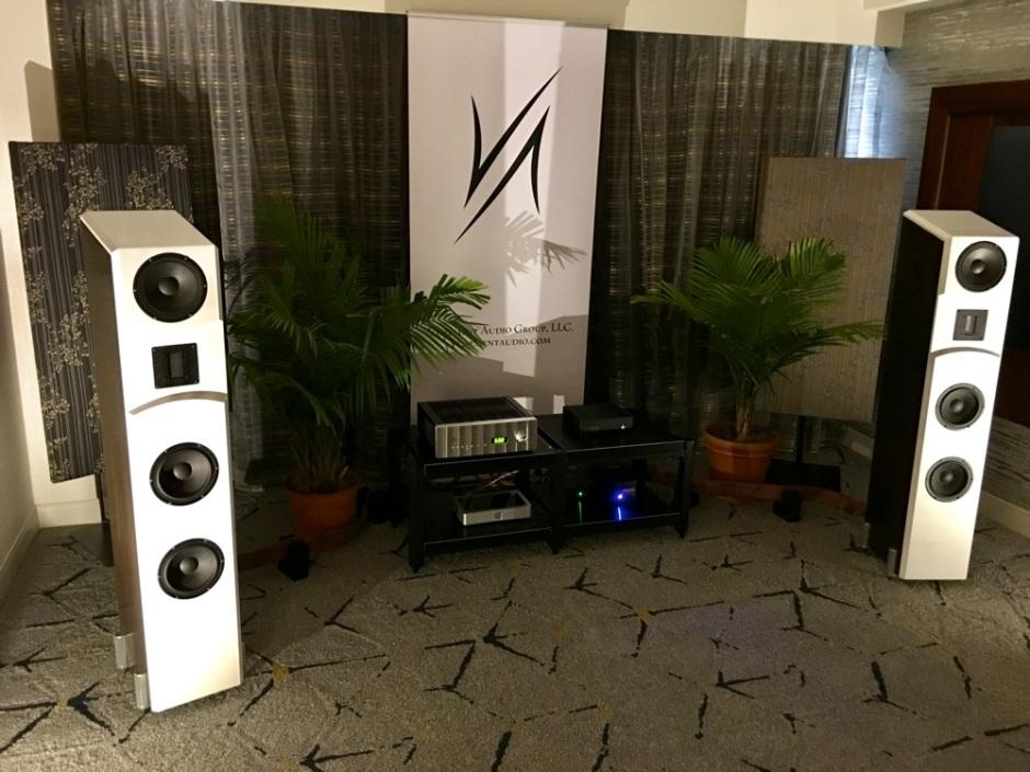 LA Audio Show 2017: Vehement Audio off to auspicious start with Brezza Forte speakers
