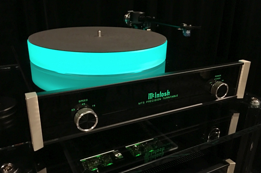 LA Audio Show 2017: McIntosh in a World of its Own
