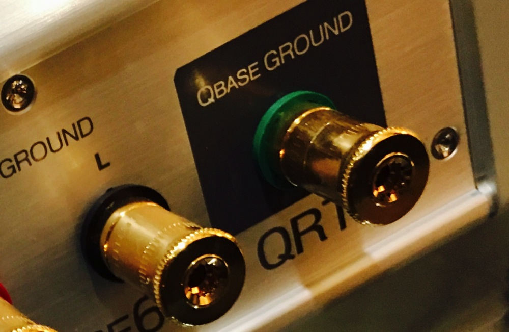 LA Audio Show 2017: Nordost's new QKore devices help you stay grounded