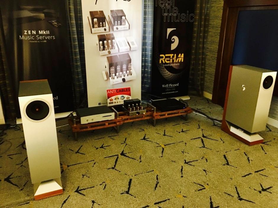LAAS 2017: Rethm, Audio Hungary, Aqua create pleasing sound at attractive price