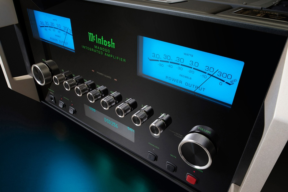 McIntosh Announces new MA9000 Integrated Amplifier