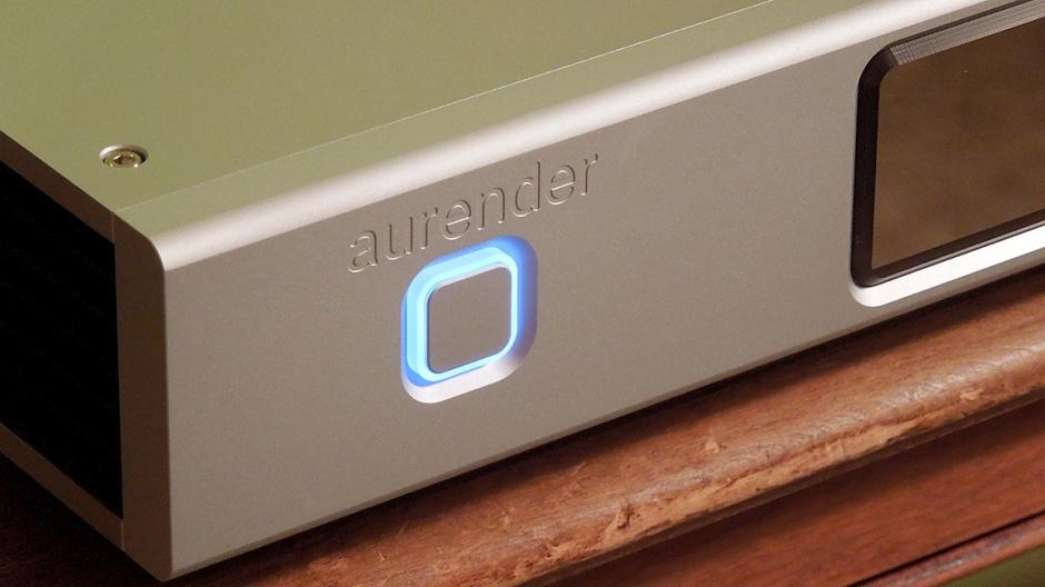 Review: Aurender A10 digital music server and DAC